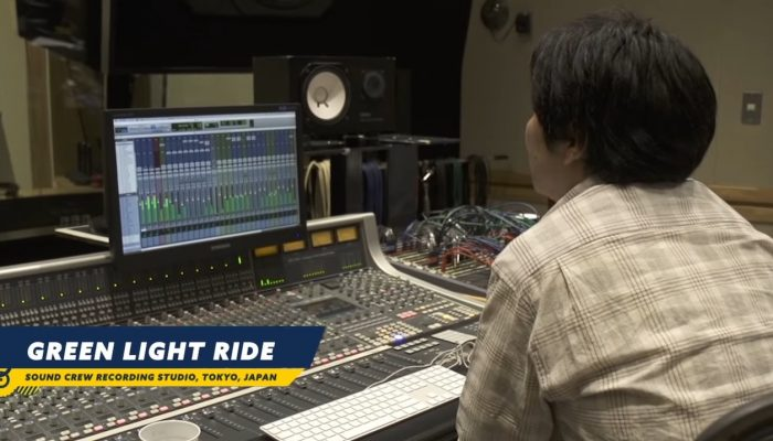 Team Sonic Racing – Making of the Music Part 1