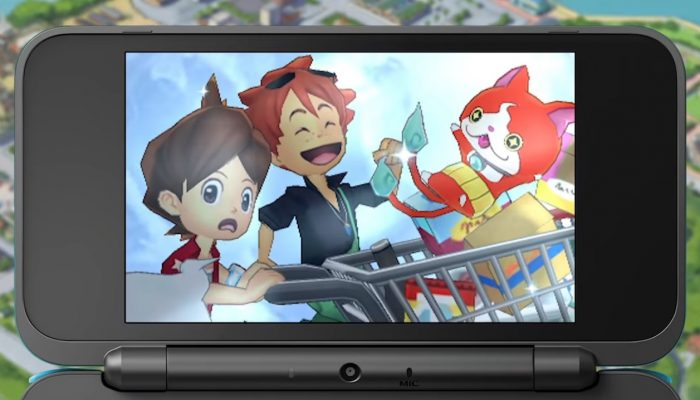 Yo-kai Watch 3 – The Story So Far