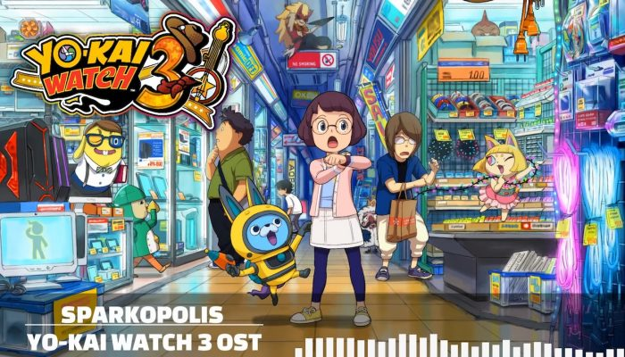 Yo-kai Watch 3 – Sparkopolis OST