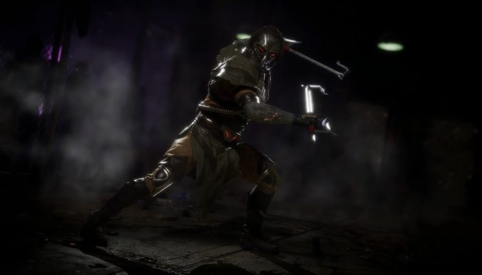 Mortal Kombat 11 – Kabal Reveal Trailer