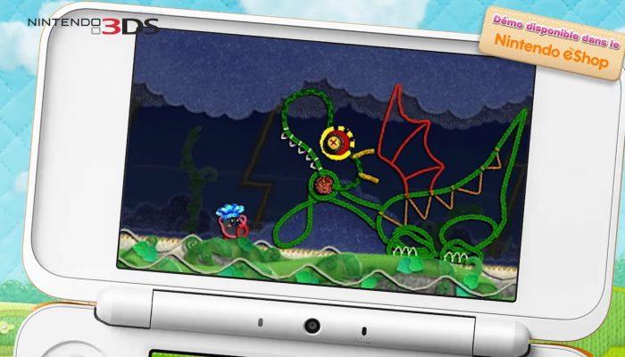 Kirby : Au fil de la grande aventure – Démo gratuite disponible !