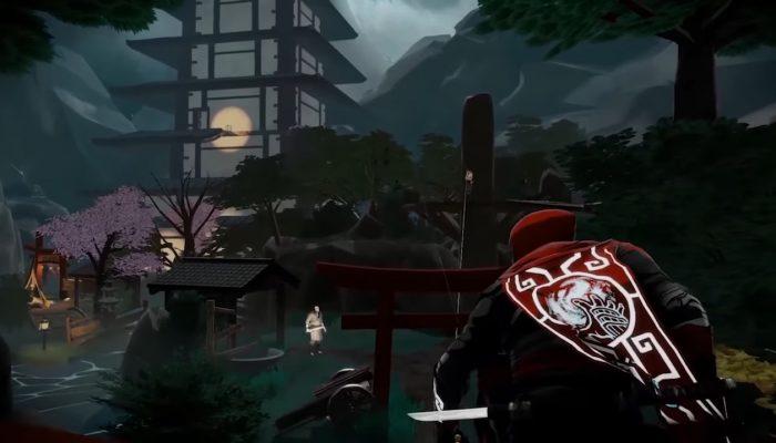Aragami : Shadow Edition – Bande-annonce Infiltration et élimination