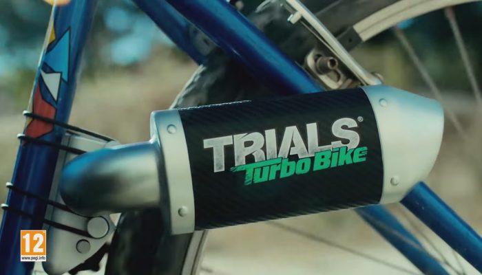 Trials Rising – Trials Turbo Bike Commercial