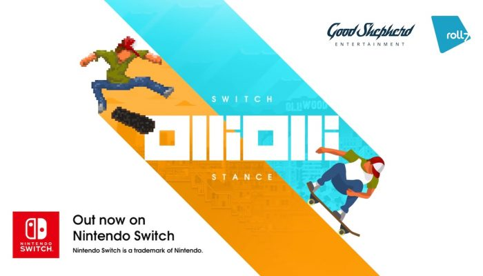 OlliOlli: Switch Stance – Launch Trailer