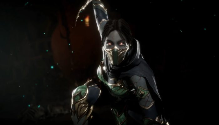 Mortal Kombat 11 – Jade Reveal Trailer