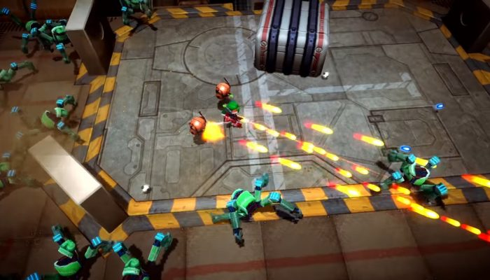 Assault Android Cactus+ – Pre-Purchase Trailer