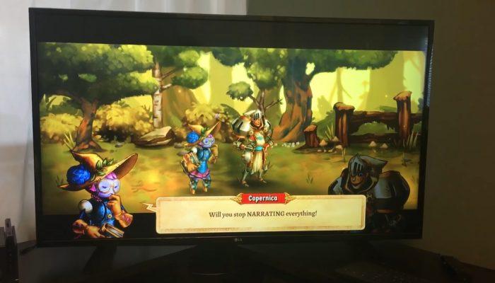 SteamWorld Quest – Demo Footage