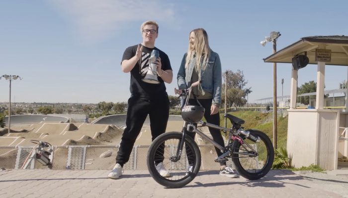 Trials Rising – Turbo Bike IRL (In Real Life)