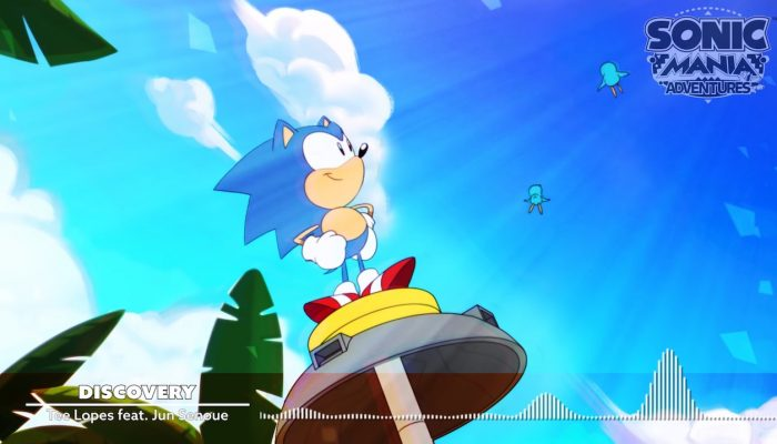 "Sonic Mania Adventures – ""Discovery"" Special Remix"