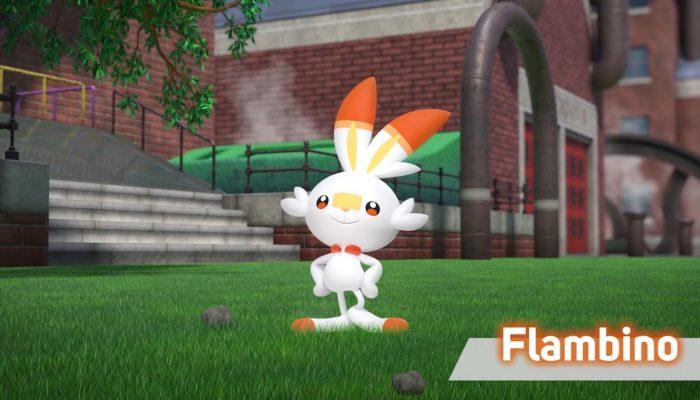 Pokémon Épée & Pokémon Bouclier – Bande-annonce Lancez-vous sur les chemins de la gloire !