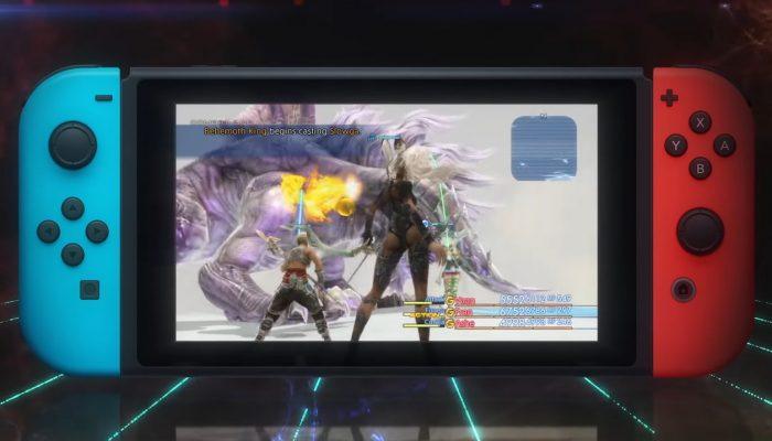 Final Fantasy XII: The Zodiac Age – Gameplay Trailer