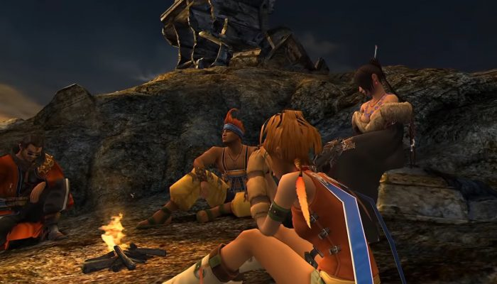 Final Fantasy X/X-2 HD Remaster – Your Story Begins Trailer