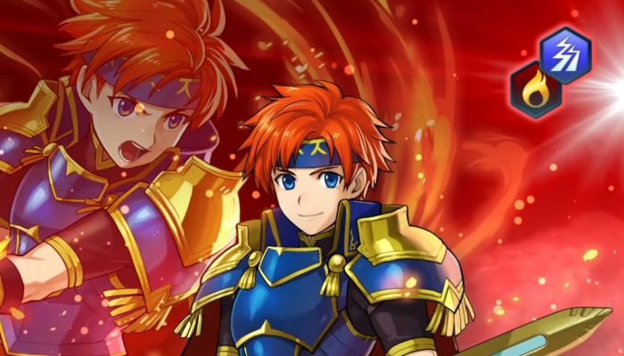 Fire Emblem Heroes – Legendary Hero (Roy: Blazing Lion) Trailer