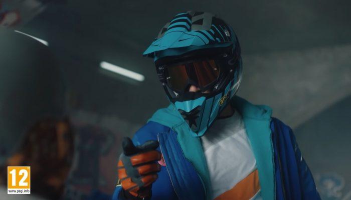 Trials Rising – Try Again! Launch Trailer