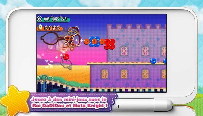 Kirby : Au fil de la grande aventure – Bande-annonce de lancement