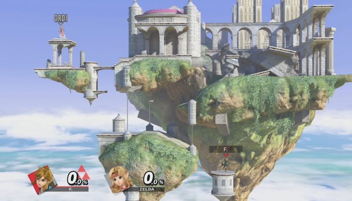 Super Smash Bros. Ultimate – Let's Smash Épisode 8 : Bien choisir les stages