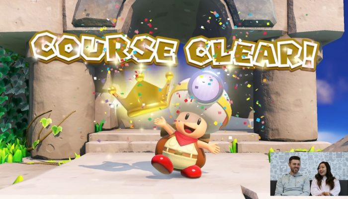 Nintendo Minute – Captain Toad: Treasure Tracker Special Episode DLC Co-op Gameplay
