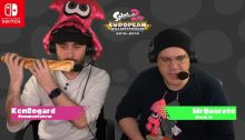 Championnat Européen de Splatoon 2