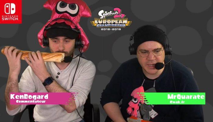 Championnat Européen de Splatoon 2 2018-2019