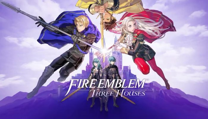 Give a listen to Fire Emblem Three Houses's main theme song