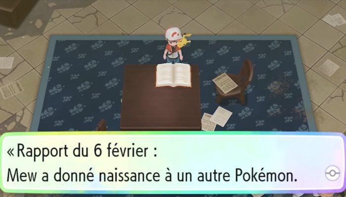 Pokémon : Let's Go, Pikachu & Let's Go, Évoli – Publicité Découvrez le vrai pouvoir de Mewtwo !