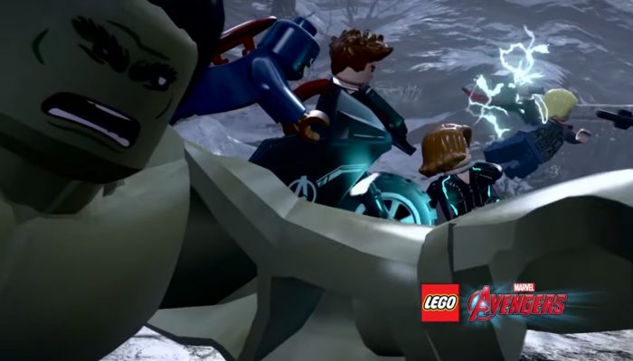 LEGO Marvel Collection – Launch Trailer