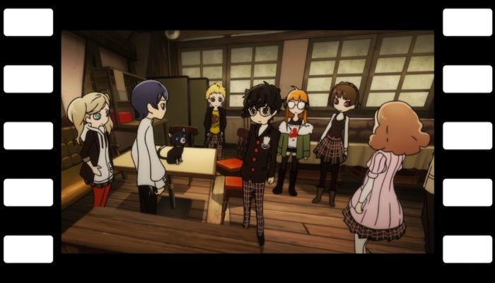 Persona Q2: New Cinema Labyrinth – Story Trailer