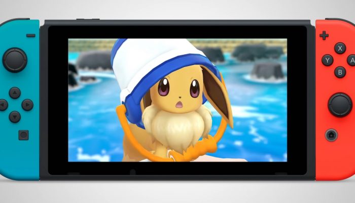 Pokémon: Let's Go, Pikachu! & Let's Go, Eevee! – Welcome to the Kanto Region Commercial
