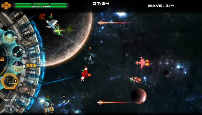 Space War Arena – Launch Trailer