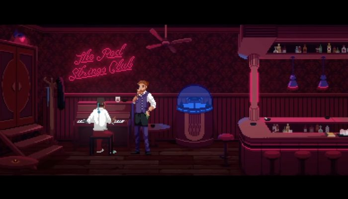 The Red Strings Club – Nintendo Switch Launch Trailer