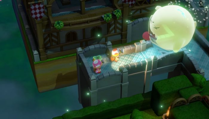 Captain Toad: Treasure Tracker – Special Episode DLC Launch Trailer