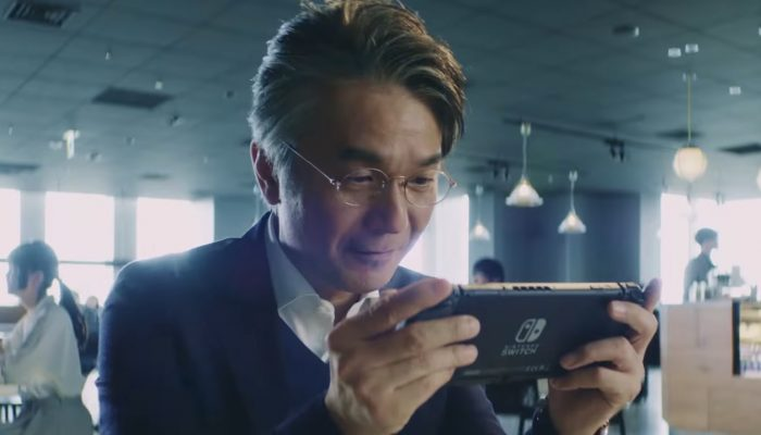 Tetris 99 – Japanese TV Commercial