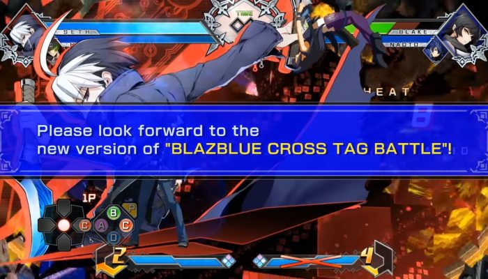 BlazBlue Cross Tag Battle – Seth Character Introduction