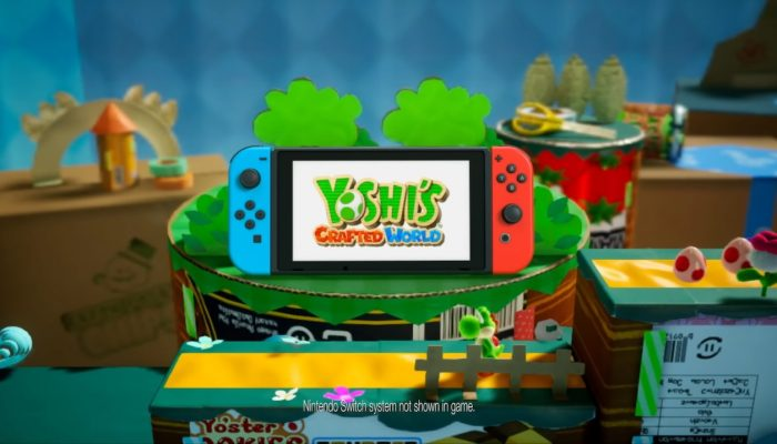 Yoshi's Crafted World – Flip Into a New Adventure Commercial