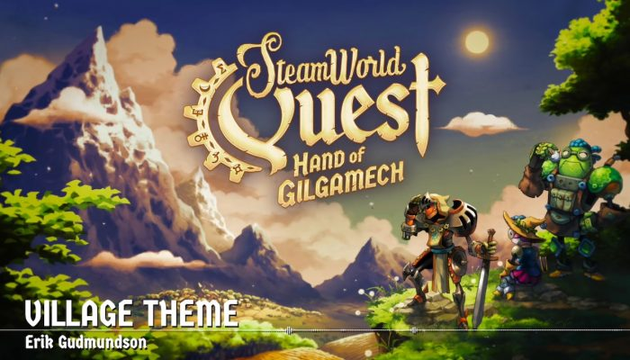 SteamWorld Quest – Village Theme