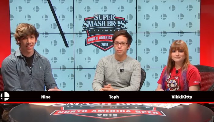 Super Smash Bros. Ultimate North America Open 2019 Online Event 3 Qualifier Finals