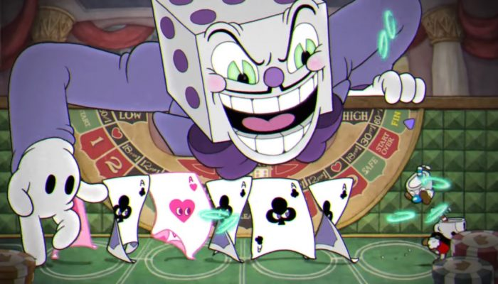 Cuphead – Announcement Trailer