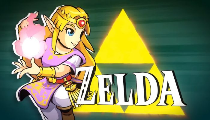Cadence of Hyrule: Crypt of the Necrodancer ft. The Legend of Zelda – Announcement Trailer