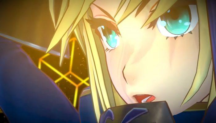 Fate/Extella Link – Launch Trailer