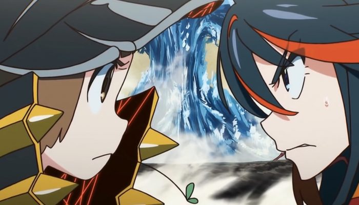 Kill la Kill the Game – Japanese Introduction Trailer