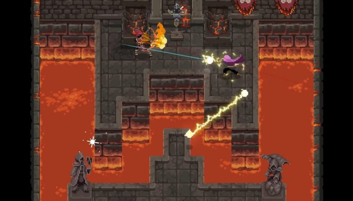 Wizard of Legend – Sky Palace Update Launch Trailer