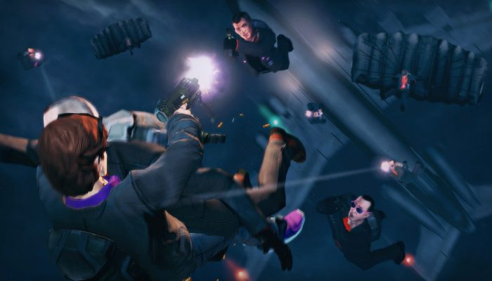 Saints Row The Third The Full Package comes to Nintendo Switch on May 10