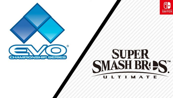 Super Smash Bros. Ultimate is officially coming to Evo 2019