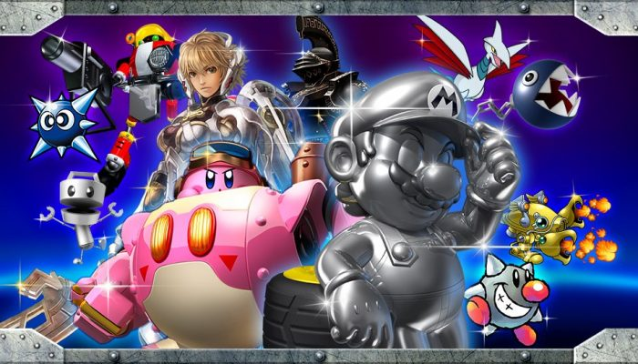 """Hard 'n' Heavy Metal"" Spirit Event in Super Smash Bros. Ultimate"