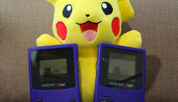 Pokémon France célèbre le 23ème anniversaire des premiers jeux Pokémon