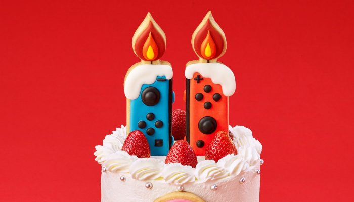 Nintendo of Europe celebrates the Switch's second-year anniversary
