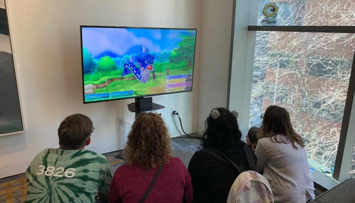Here are a few snippets of the Pokémon Play Zone event in Seattle