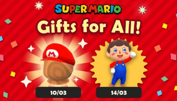 Animal Crossing Pocket Camp celebrates MAR10 Day with in-game items