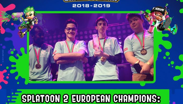Alliance Rogue wins Splatoon 2 European Championship for France