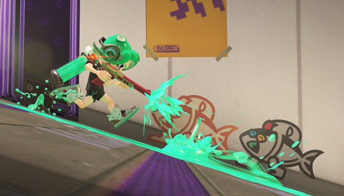 This is the N-ZAP '83 from the Sheldon's Pics in Splatoon 2